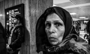 Woman, Gare Centrale